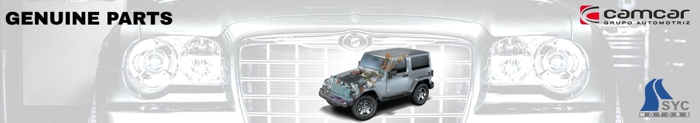 Jeep Genuine Spare Parts Catalog
