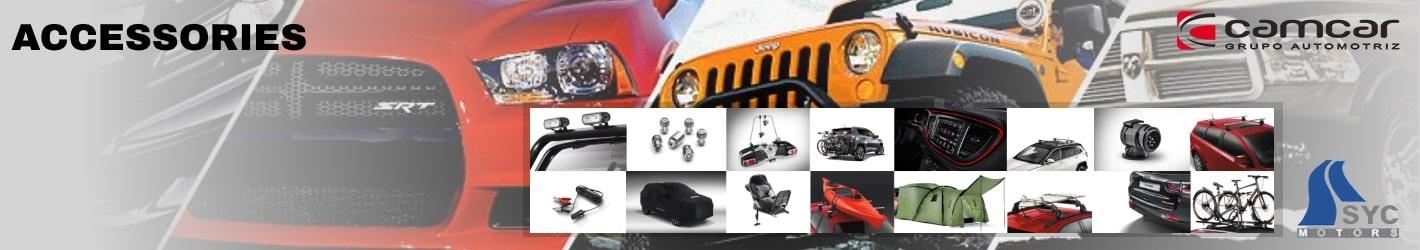 Jeep Genuine Accessories