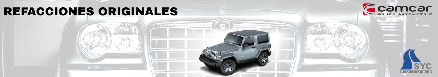 Jeep Catálogo de repuestos originales