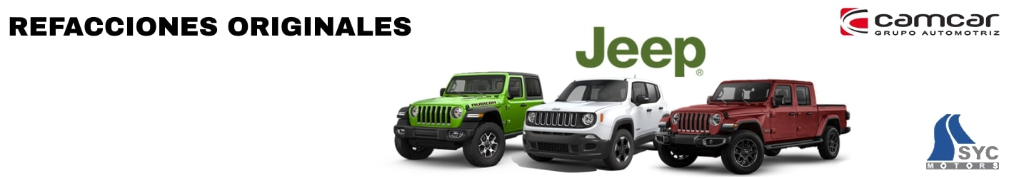 Repuestos Jeep Originales