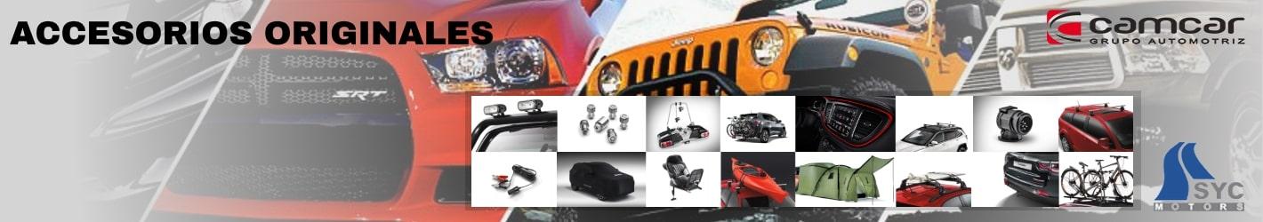Jeep Accesorios originales