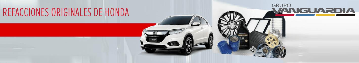 Catálogo de repuestos Honda originales