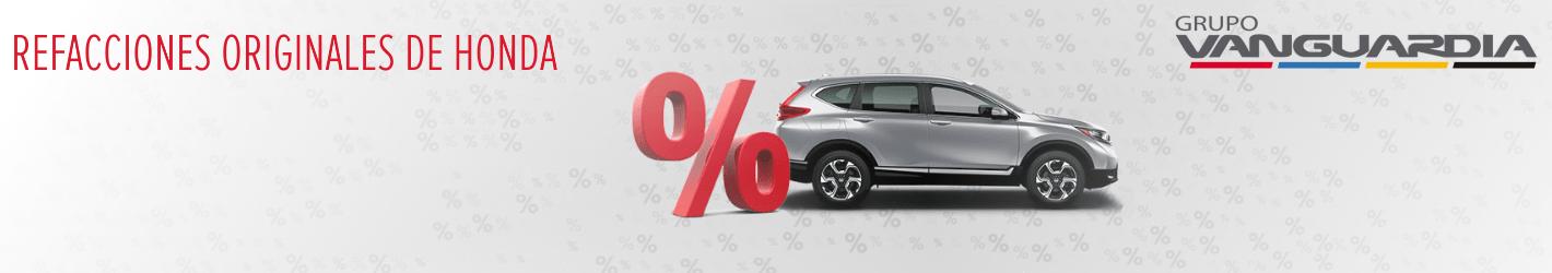 Honda 10% de descuento