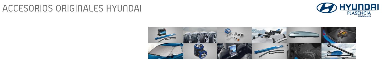 Hyundai Accesorios Originales