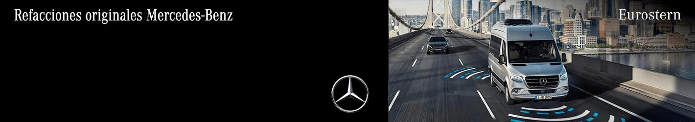 Mercedes Benz Accesorios originales