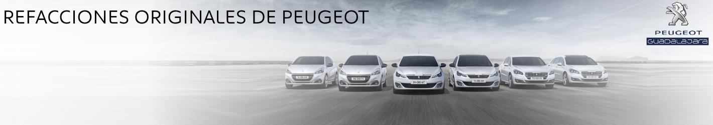 Repuestos Peugeot Originales