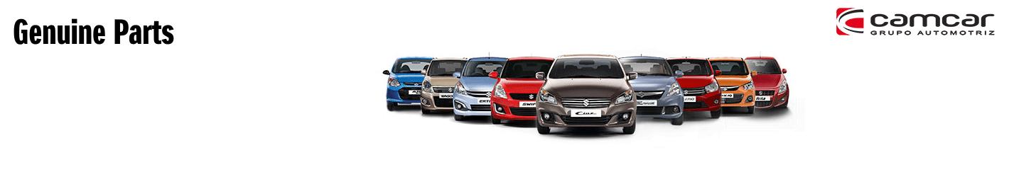 Suzuki Genuine Spare Parts